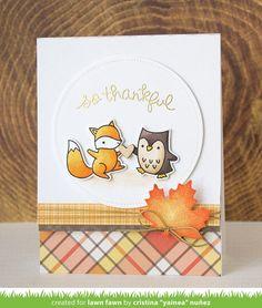 Card: So Thankful