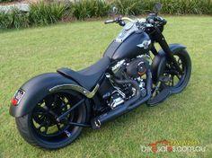 2010 Harley-Davidson Fat Boy Lo 1584 (FLSTFB)