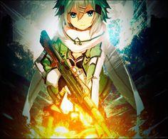 Sword Art Online 2 - Shino Asada / Shinon (朝田 詩乃 / シノン)
