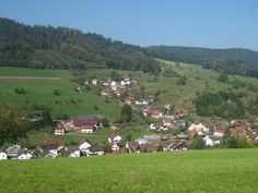 Dorlinbach, Germany - I lived here from 1976 - 1979.