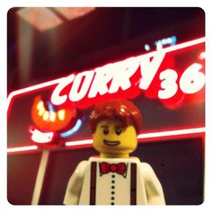 Late-Night-Dinner at curry36 #berlin #berlintourist #travel #lego #currywurst - @lampenfieber- #webstagram