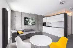 Aranżacja mieszkania w stylu minimalistycznym