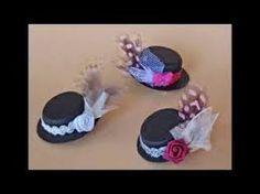 Resultado de imagen para sombreros locos de fomi Crazy Hats, Coasters, Ideas, Carnival, Paper, Reuse Plastic Bottles, Recycling, Blue Prints, Party