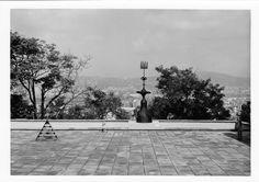 Fundació Joan Miró. Any 1975-1976 Foto: Daniel García Ferrer