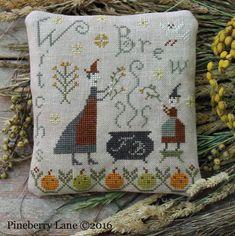 PatternMart.com ::. PatternMart: Fancey Blackett - Witch's Brew