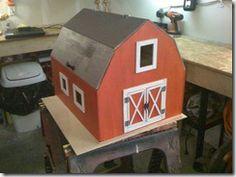 DIY Barn
