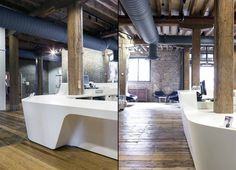 Museum of London Docklands furniture by Isomi office design furniture 2