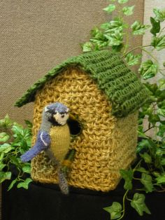 How cute... http://www.ukhandknitting.com/data/the_knitted_garden_jbol.htm
