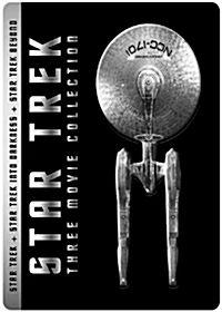 Used Star Trek Movie Collection Blu-ray 3 Disc Steelbook Limited Editi – Kpopstores.Com Peter Weller, Bruce Greenwood, Star Trek Reboot, John Cho, Anton Yelchin, Eric Bana, Star Trek Beyond, Simon Pegg, World Movies