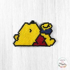 85. Gün / Day 85: Winnie the Pooh #winniethepooh #aamilne #hundredacrewood #honey #bal #ayıcık #teddybear #85 #hergune1miyuki #hergüne1miyuki #motifhergune1miyuki desen / pattern by: @hergune1miyuki ... Desenin çizimi sevgili arkadaşım @demetgenc e aittir. Bu tatlı motif için teşekkür ederim / This pattern is illustrated by my dear friend @demetgenc special thanks to her. Desenim kullanıma ve paylaşıma açıktır, tek ricam paylaşım yaparken beni 'tag'lemeyi unutmayın lütfen teşekkür...