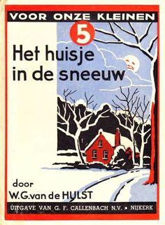 W.G. van de Hulst - 5 - Het huisje in de sneeuw (11de druk)