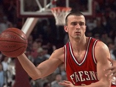Chris Herren...despite controversy...a fan favorite