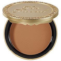 Sephora: Too Faced : Milk Chocolate Soleil Light/Medium Matte Bronzer  : bronzer-makeup