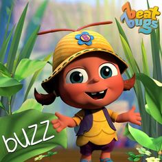 All You Need Is Love and 'Beat Bugs' on Netflix 2