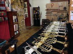 L'exposition trompettes trombones débutera jeudi 9 février 2017