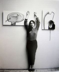 #2: Eva Hesse (born 1936) A key figure in establishing the postminimalist art movement of the 1960s, Eva Hesse reinvigorated modern sculpture with new use of materials such as latex, plastics, and more. As a growing Nazi sentiment spread in her hometown of Hamburg, Hesse and her family were forced to escape growing danger and persecution, fleeing to New York. Her new life in New York continued to see tragedy, first when her parents split, then her mother's subsequent suicide when Eva was 10.