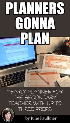 Planners Gonna Plan   Back to School   Planner for Middle School and High School Teachers   Three Preps   Tribal Aztec Design