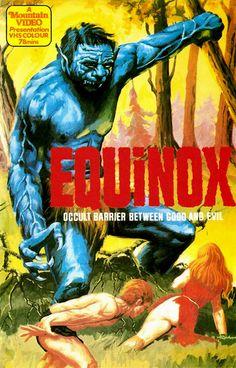Warriors of the apocalypse 1985 vhs cover pinterest post apocalypse post - Equinoxe film x ...