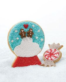 Gluten-Free Holiday Cookies Galore - Martha Stewart Food