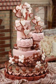 Wedding Cake from Elena Shramko