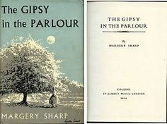 British edition of The Gipsy in the Parlour, by Margery Sharp