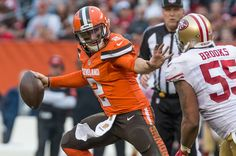 Saskatchewan Roughriders deny meeting former Browns' QB Johnny Manziel = Ex-Browns' QB Johnny Manziel was linked to the Saskatchewan Roughriders by a website called 3DownNation. It said that they brought him in for a workout. However, the team has…..