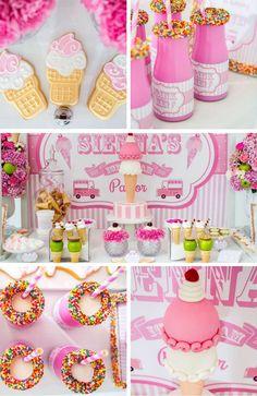 Ice Cream Party(2)