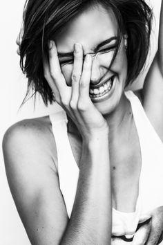 laugh...