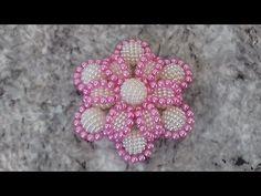 Como fazer: Flor Iris - Adriana Valério - YouTube