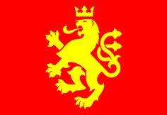 FYROM - Alternative Flag by CaptainVoda ile ilgili görsel sonucu