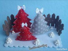 Paesaggio invernale /natalizio