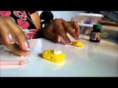 Chaveiro Bob Esponja Porcelana Fria - YouTube