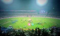 Kolkata played host to India's 11th win in a World Cup or World T20 match against Pakistan http://www.cricketworld.com/