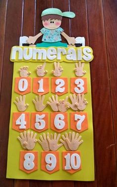 Preschool classroom, Kids learning activities, Primary school activities, Alphab… - Home School Kids Learning Activities, Alphabet Activities, Teaching Kids, Counting Activities, Preschool Door Decorations, School Decorations, Preschool Classroom, Preschool Crafts, Kids Education