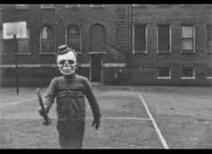 13 creepy children's costumes seen in old photos | News OK