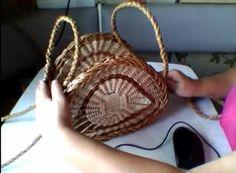 сумочка плетеная своими руками