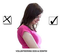 Volunteer Abroad Checklist- Dos and Don'ts