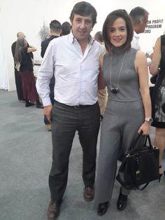 Miguel y Denise Gómez de Parada