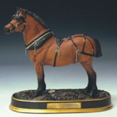 PERHAPS the rarest of all Beswick's ouput is the Spirit of Whitfield. The Beswick horse, modelled after a pit pony called Kruger who retired from the Chatterley Whitfield colliery in 1931, set the auction record for Beswick when an example fetched £9500 at Bonhams Bond Street in 2003.