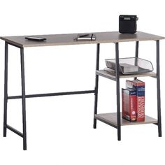 Laverton Industrial Style Work Bench Desk
