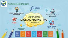 DIGITAL MARKETING IS COST-EFFECTIVE One of the biggest benefits of online marketing is that it is cost-effective. Digital marketing helps you save money and obtain more leads. Social Media Marketing Courses, Digital Marketing Services, Seo Services, Marketing Training, Seo Marketing, Online Marketing, Marketing Institute, App Development, Advertising