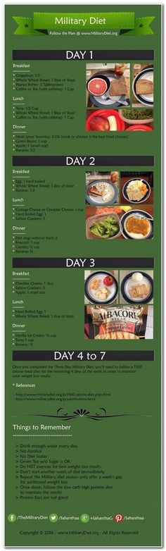 The 3 Week Diet Loss Weight Plan - Programme du régime : Suivez le programme de régime militaire pour perdre jusquà 10 kilos en trois jours. 2 Week Diet Plan, Weight Gain, Weight Loss, Reduce Weight, Loosing Weight, Weight Control, Program Diet, Fat Loss Diet, Stop Eating