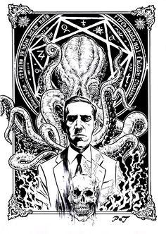 [Aporte] H.P. Lovecraft: Megapost + Descarga de libros