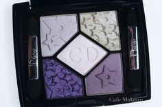 Dior Fall 2013:  Bonne Etoile and Constellation Eyeshadow Palettes Reviewed