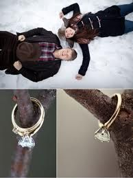winter engagement photos - Google Search #dawninvitescontest
