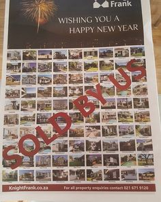 Cheers to us on a fantastic 2017 at KNIGHT FRANK SOUTH AFRICA!!! #propertysales #Property #property #capetown #southafrica #atlanticseaboard #luxuryliving #luxuryhomes #sales #seapoint #greenpoint #fresnaye #citybowl #realestate #estateagent #agent #2017 - posted by Gert Loubser https://www.instagram.com/gertloubser - See more Luxury Real Estate photos from Local Realtors at https://LocalRealtors.com/stream