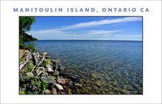 Before Breakfast on Lake Manitou, Sandfield, Ontario, Canada #691