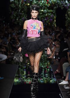 Collections – world of moschino