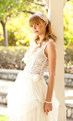 Stunning Wedding dress and Whimsical Prom Dress by CGHeaven, $198.00