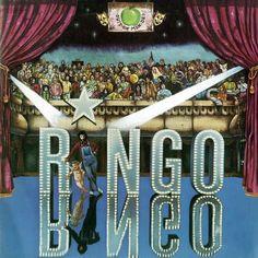 Ringo Starr - Ringo  Apple Records SWAL-3413 - Enregistré du 5 mars au 26 juillet 1973 - Sortie le 2 novembre 1973  Note: 6/10